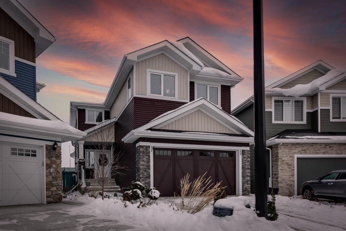 House for sale at 16632 14 Av SW Edmonton Alberta - MLS: E4221431
