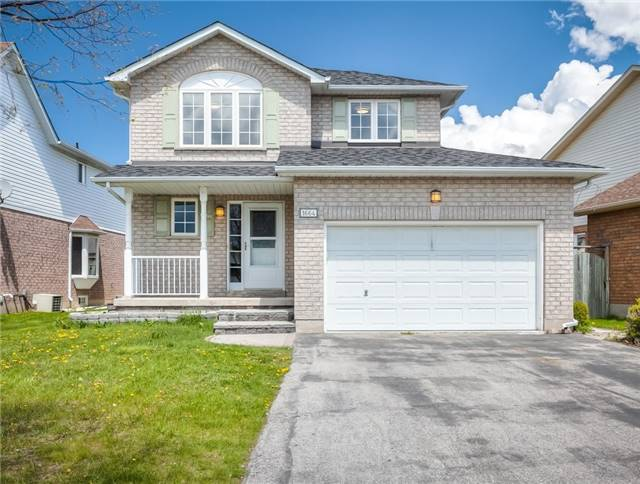 Sold: 1664 Erindale Crescent, Oshawa, ON