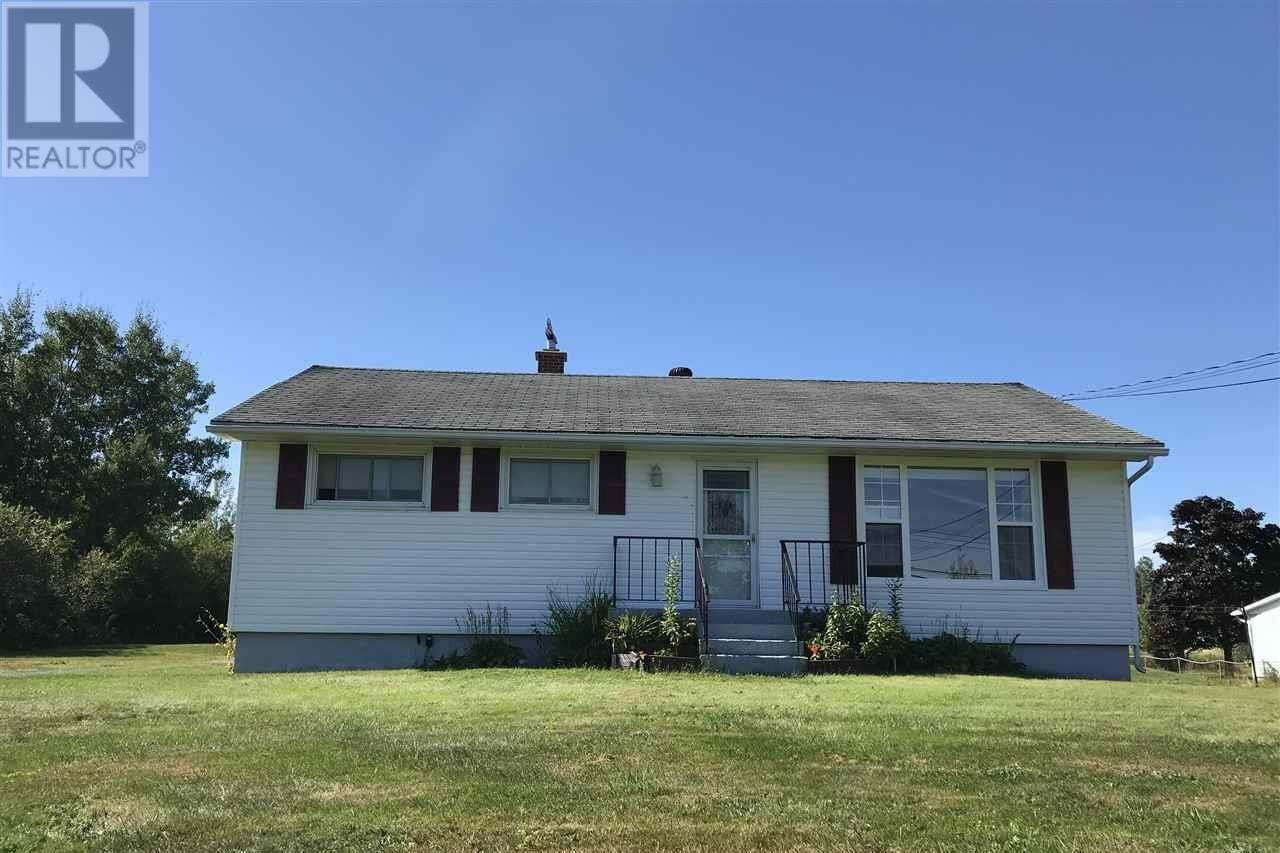 House for sale at 1664 Office St Westville Nova Scotia - MLS: 201902636