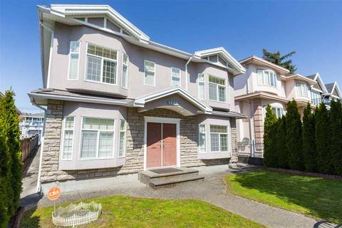 House for sale at 1665 58th Ave E Vancouver British Columbia - MLS: R2380253