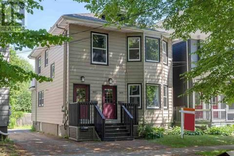 Townhouse for sale at 1665 Edward St Halifax Nova Scotia - MLS: 201910313