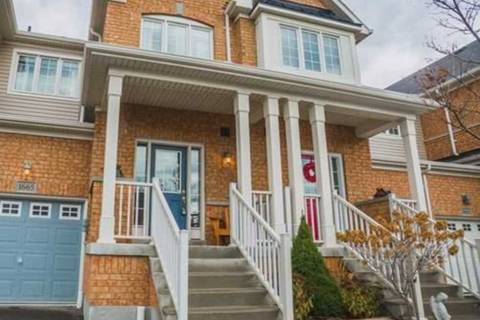 Townhouse for rent at 1665 Frolis St Oshawa Ontario - MLS: E4689426