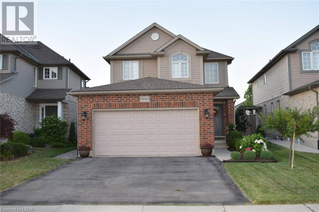 House for sale at 1666 Green Gables Rd London Ontario - MLS: 253353