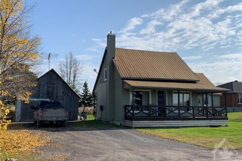 House for sale at 1669 Brazeau Rd Clarence Creek Ontario - MLS: 1213505