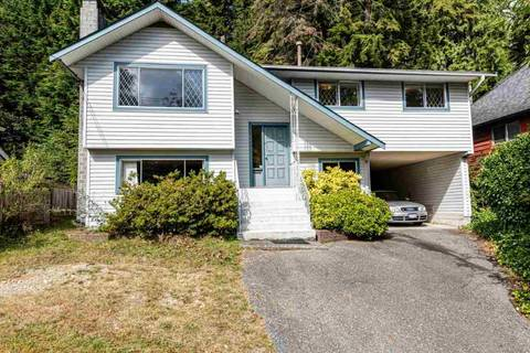 House for sale at 1669 Deep Cove Rd North Vancouver British Columbia - MLS: R2396028
