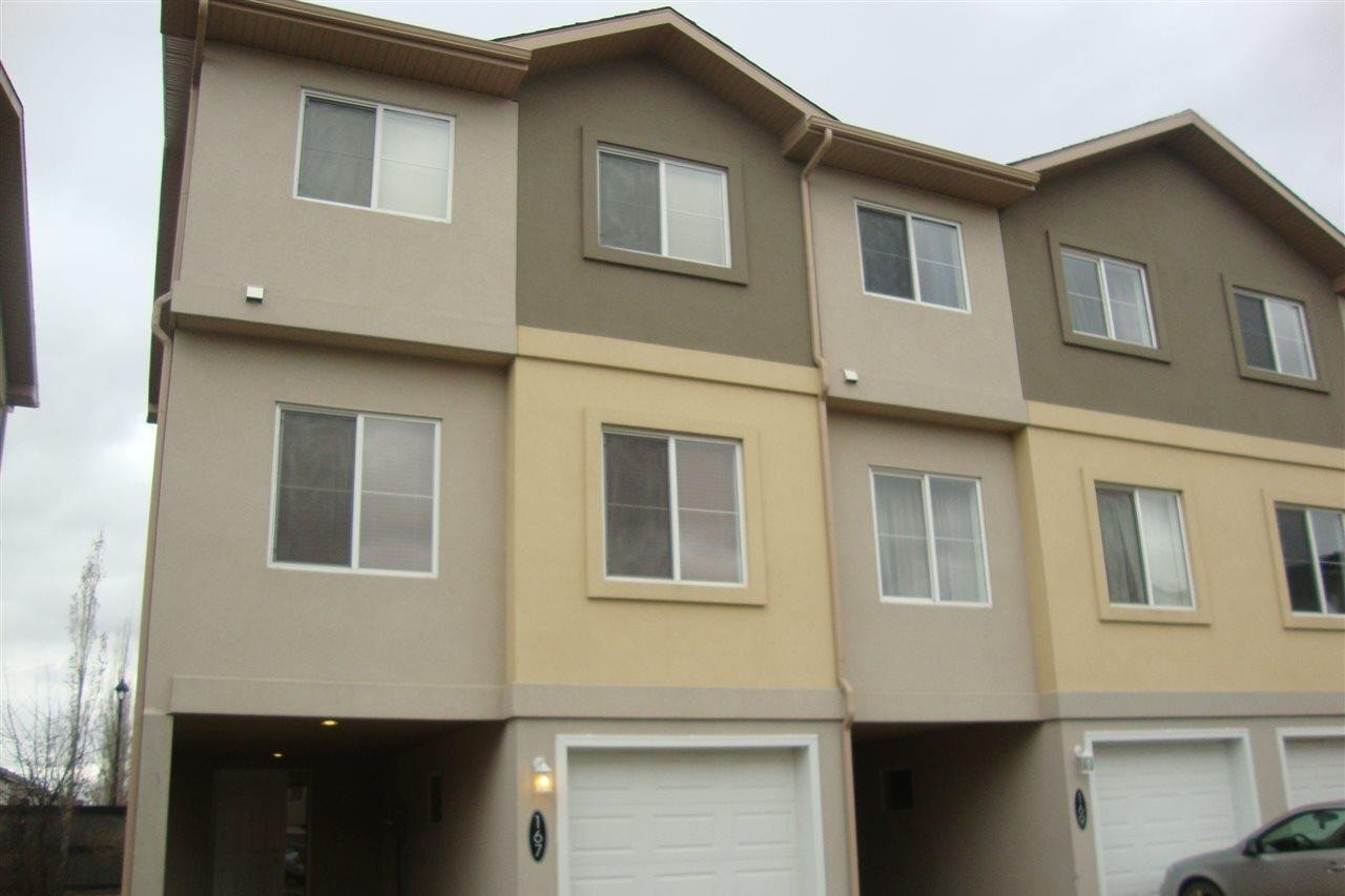 Townhouse for sale at 104 West Haven Dr Unit 167 Leduc Alberta - MLS: E4218048
