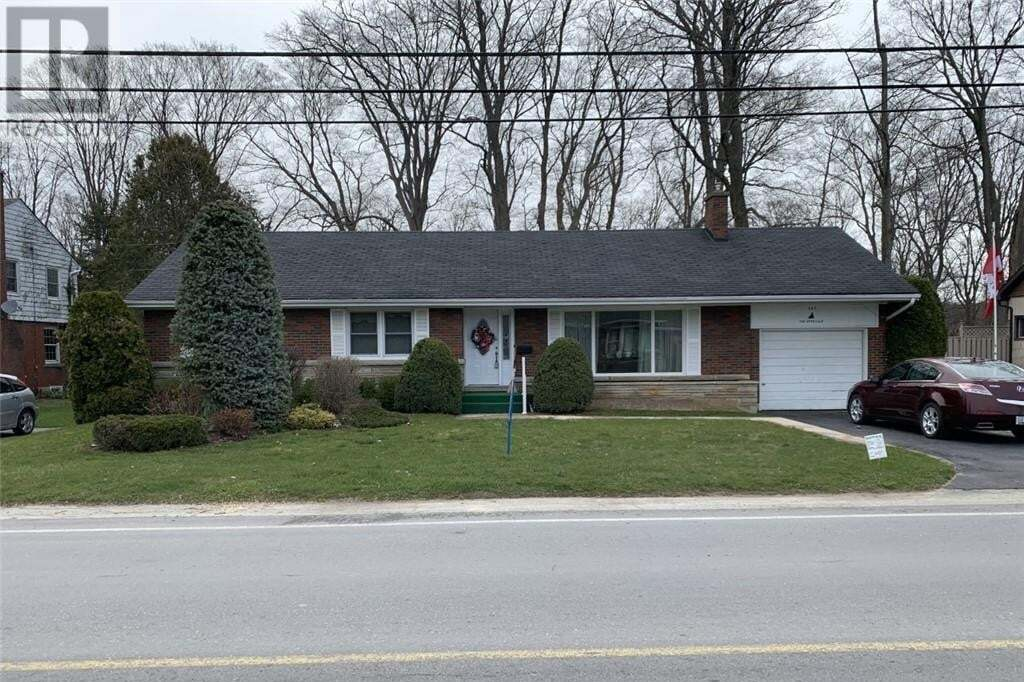 House for sale at 167 2nd Ave SE Georgian Bluffs Ontario - MLS: 258293