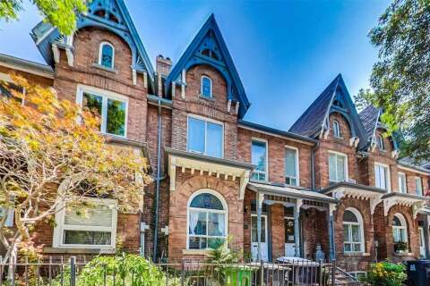Townhouse for sale at 167 Broadview Ave Toronto Ontario - MLS: E4828020