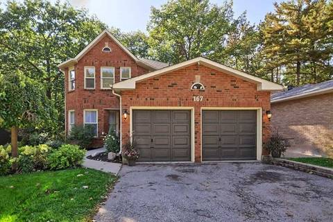 House for sale at 167 Browning Tr Barrie Ontario - MLS: S4589083