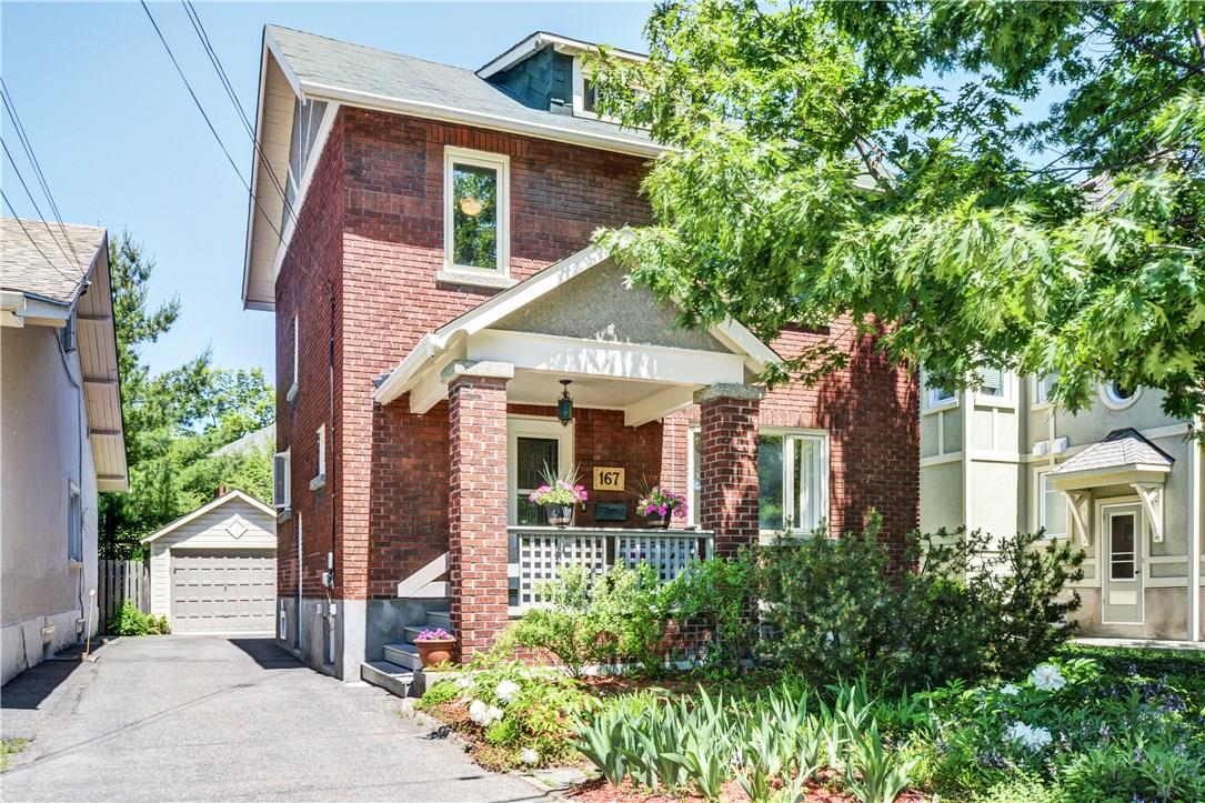 Removed: 167 Cameron Avenue, Ottawa, ON - Removed on 2018-09-24 17:00:08
