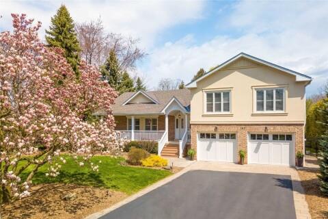 House for sale at 167 Caulder Dr Oakville Ontario - MLS: W4768769