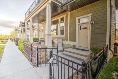 Townhouse for sale at 167 Cranford Walk/walkway Southeast Calgary Alberta - MLS: C4299374