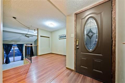 Townhouse for sale at 167 Edgemont Estates Dr Northwest Calgary Alberta - MLS: C4221851