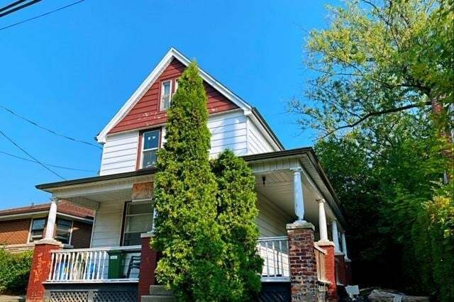 House for sale at 167 Emerson St Hamilton Ontario - MLS: H4089349