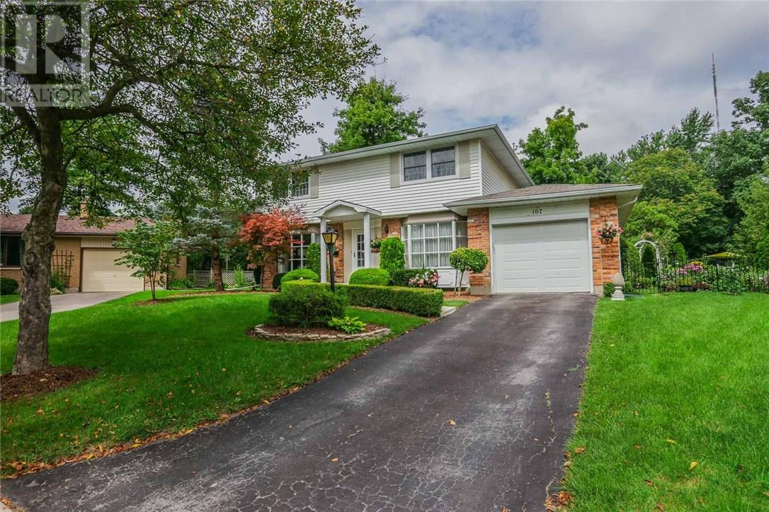 House for sale at 167 Estella Court London Ontario - MLS: X4243782