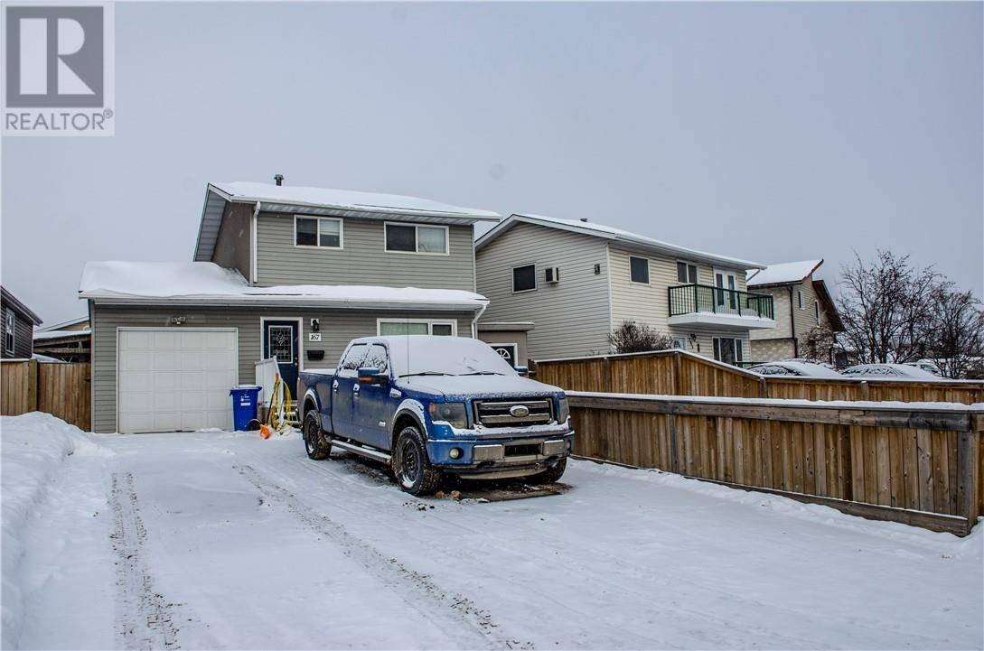 House for sale at 167 Eymundson Rd Fort Mcmurray Alberta - MLS: fm0188310