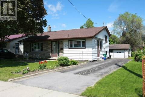 House for sale at 167 Farley Ave Belleville Ontario - MLS: 199993