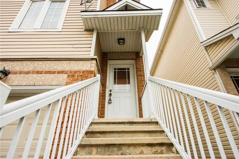 Townhouse for rent at 167 Fordham Pt Ottawa Ontario - MLS: 1156888