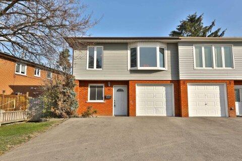 Townhouse for sale at 167 Harold St Brampton Ontario - MLS: W4997232