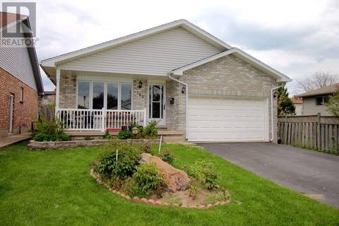 House for sale at 167 Josselyn Dr London Ontario - MLS: 196713