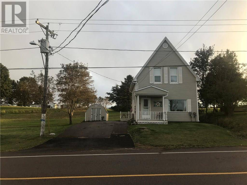 House for sale at 167 La Vallee  Memramcook New Brunswick - MLS: M119875