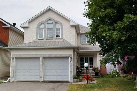 House for sale at 167 Longshire Circ Ottawa Ontario - MLS: 1203942