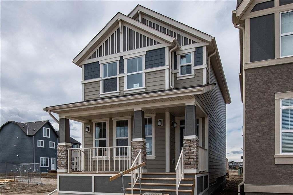 House for sale at 167 Masters St SE Mahogany, Calgary Alberta - MLS: C4292049