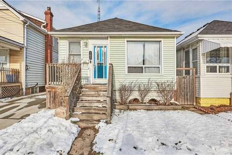 House for sale at 167 Newlands Ave Hamilton Ontario - MLS: X4674547