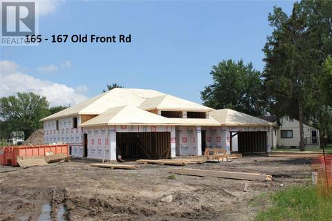 House for sale at 167 Old Front Rd Lasalle Ontario - MLS: 19017790
