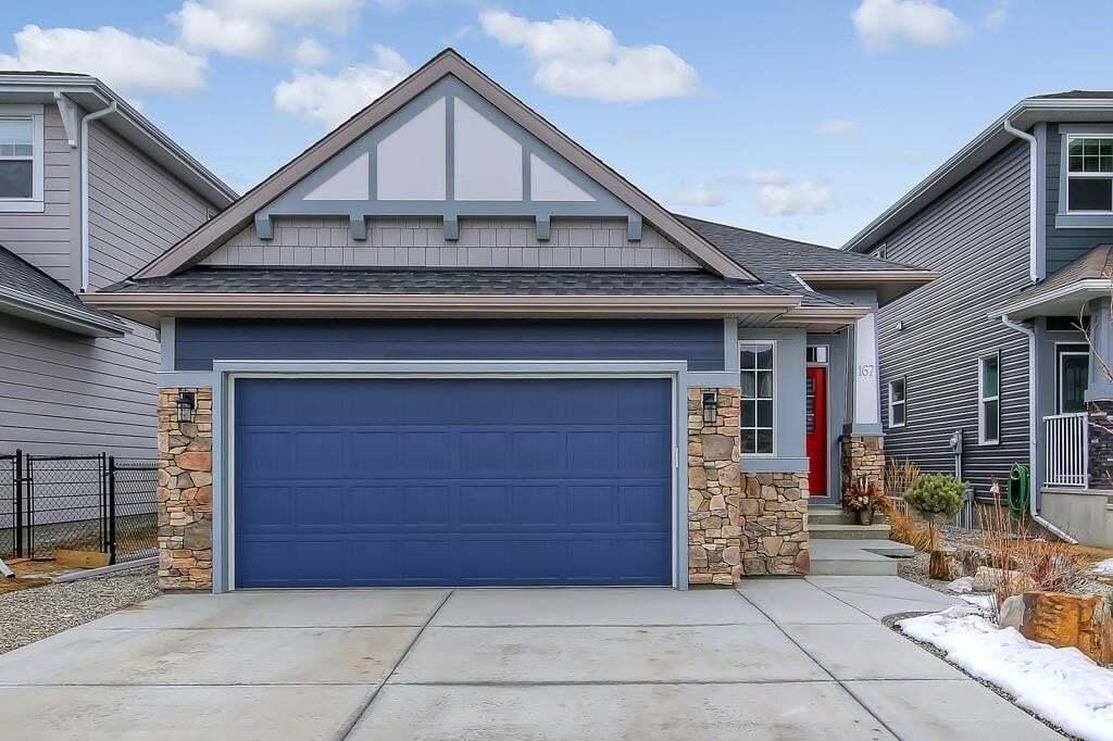 House for sale at 167 Ranch Rd Air Ranch, Okotoks Alberta - MLS: C4305132