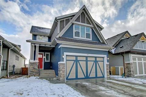 House for sale at 167 Reunion Green Northwest Airdrie Alberta - MLS: C4295220