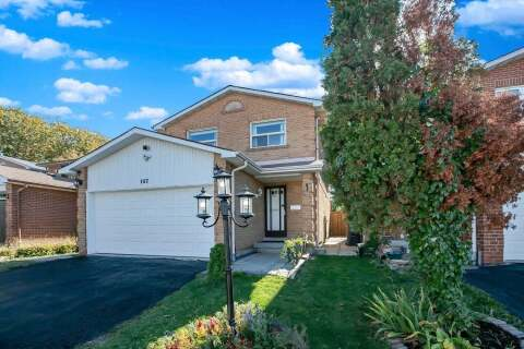 House for sale at 167 Simmons Blvd Brampton Ontario - MLS: W4955870
