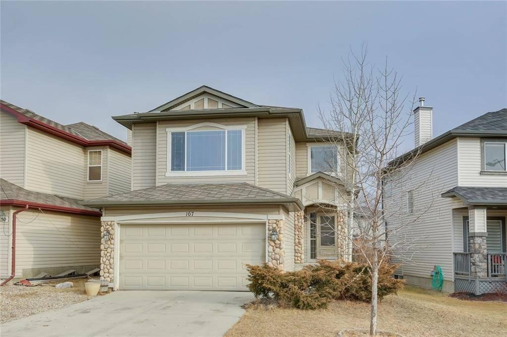 House for sale at 167 Tuscany Meadows Heath Nw Tuscany, Calgary Alberta - MLS: C4226492