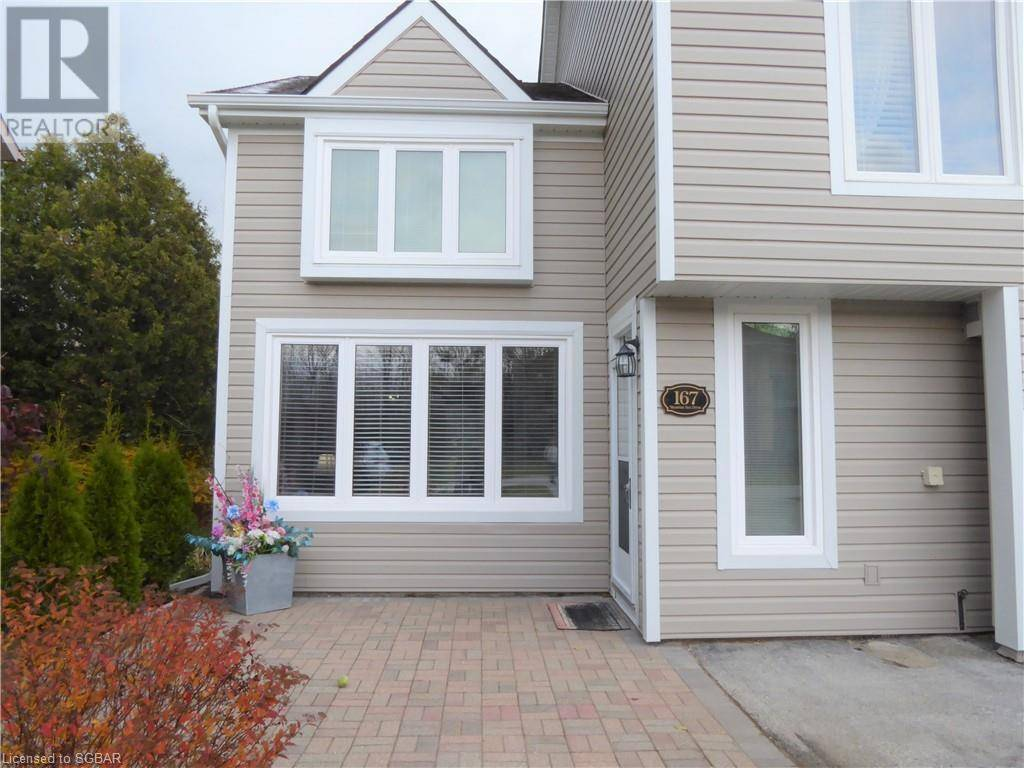 Townhouse for rent at 167 Vacation Inn Dr Collingwood Ontario - MLS: 231150