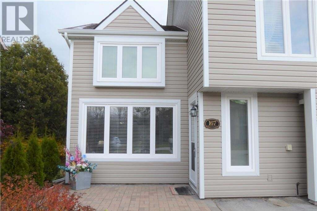 Townhouse for rent at 167 Vacation Inn Dr Collingwood Ontario - MLS: 270924