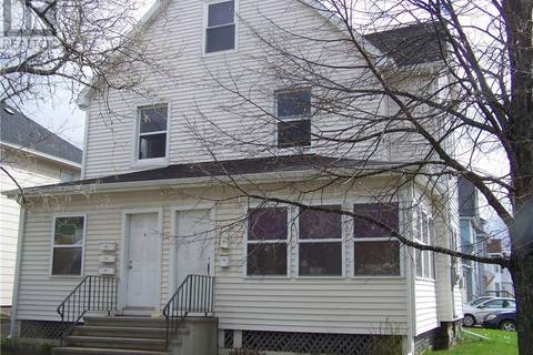Townhouse for sale at 167 Weldon St Moncton New Brunswick - MLS: M123439