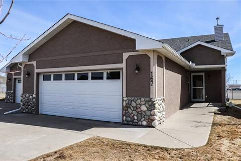 Townhouse for sale at 167 Westlake By Strathmore Alberta - MLS: C4294718