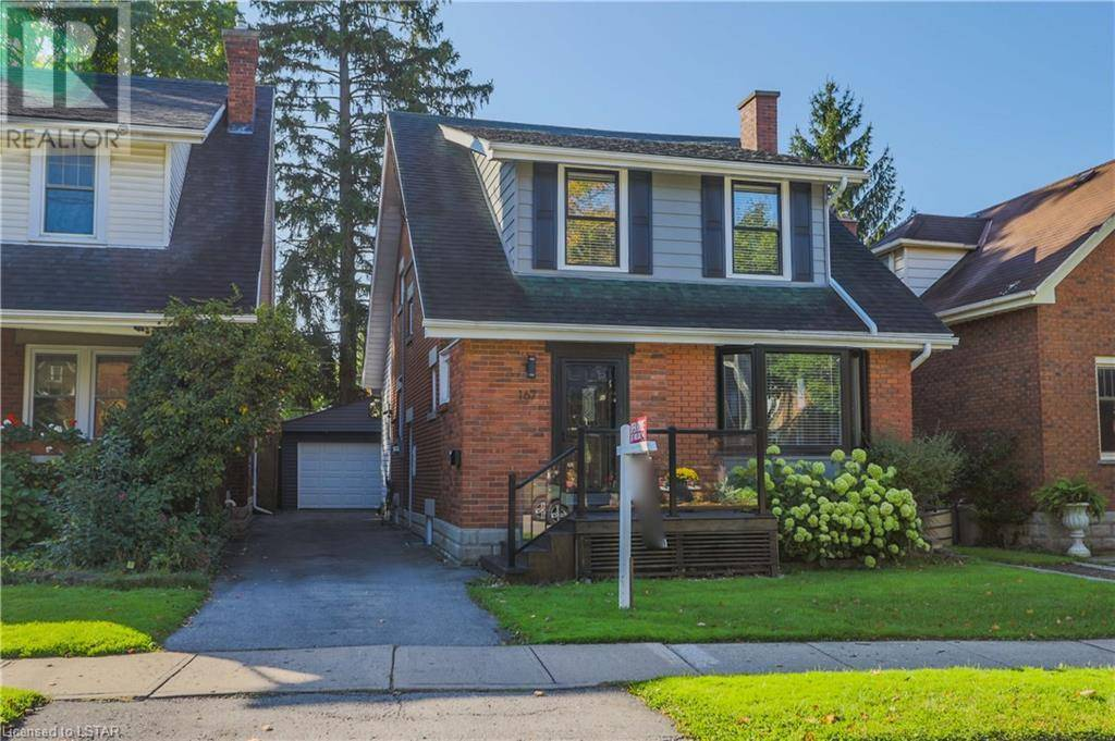 House for sale at 167 Windsor Ave London Ontario - MLS: 224471