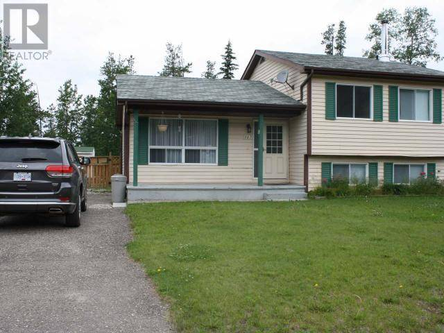 House for sale at 167 Wolverine Ave Tumbler Ridge British Columbia - MLS: 177283