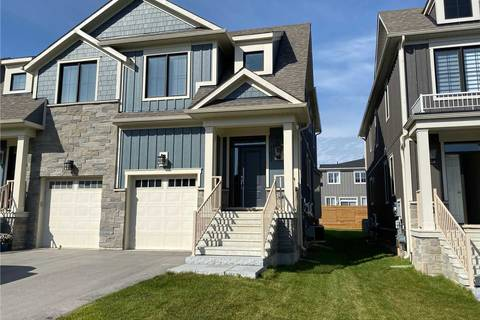Townhouse for rent at 167 Yellow Birch Cres Blue Mountains Ontario - MLS: X4609237