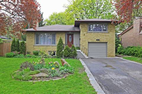 House for sale at 167 Yorkview Dr Toronto Ontario - MLS: C4466285