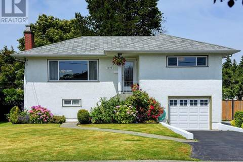 House for sale at 1670 Howroyd Ave Victoria British Columbia - MLS: 411769