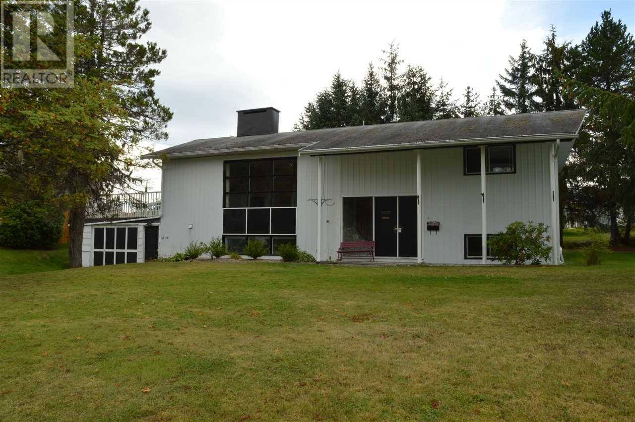 House for sale at 1670 Kingfisher Ave Kitimat British Columbia - MLS: R2403844