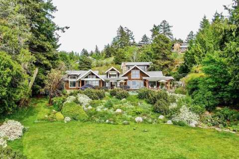House for sale at 1671 Adams Rd Bowen Island British Columbia - MLS: R2458196
