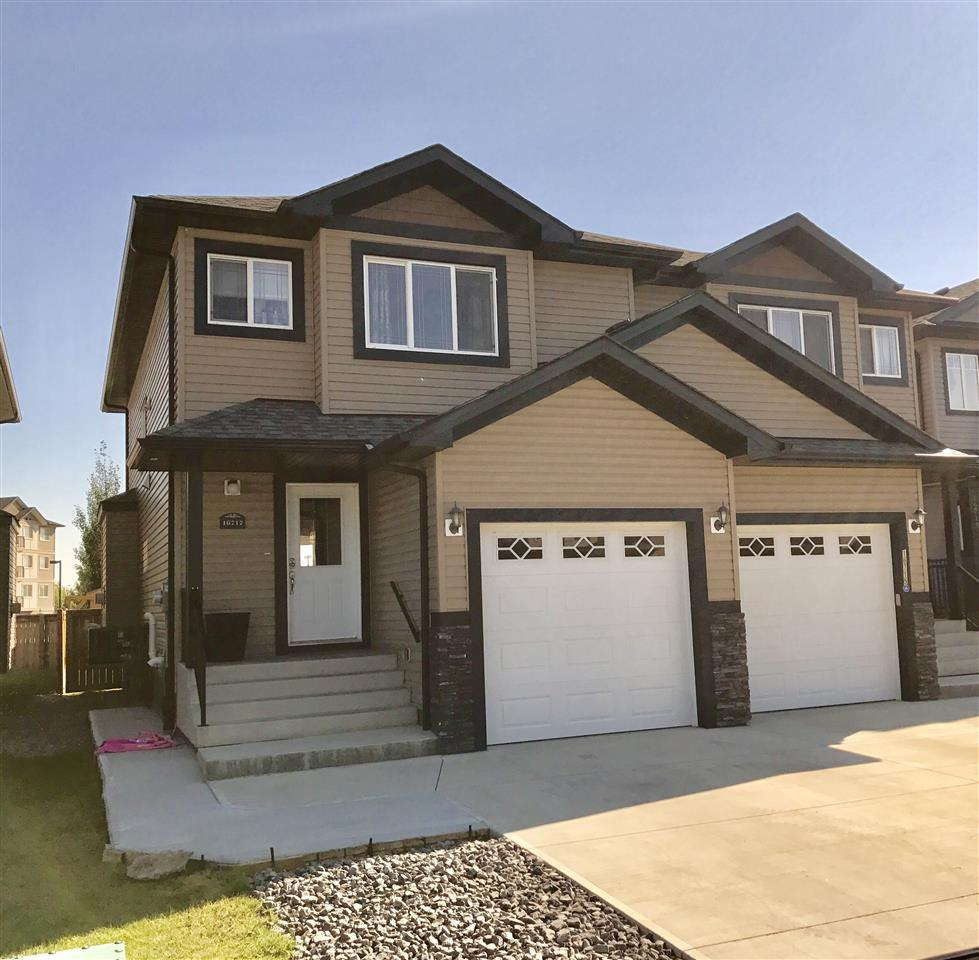 For Sale: 16717 60 Street, Edmonton, AB   3 Bed, 3 Bath Townhouse for $364,900. See 20 photos!