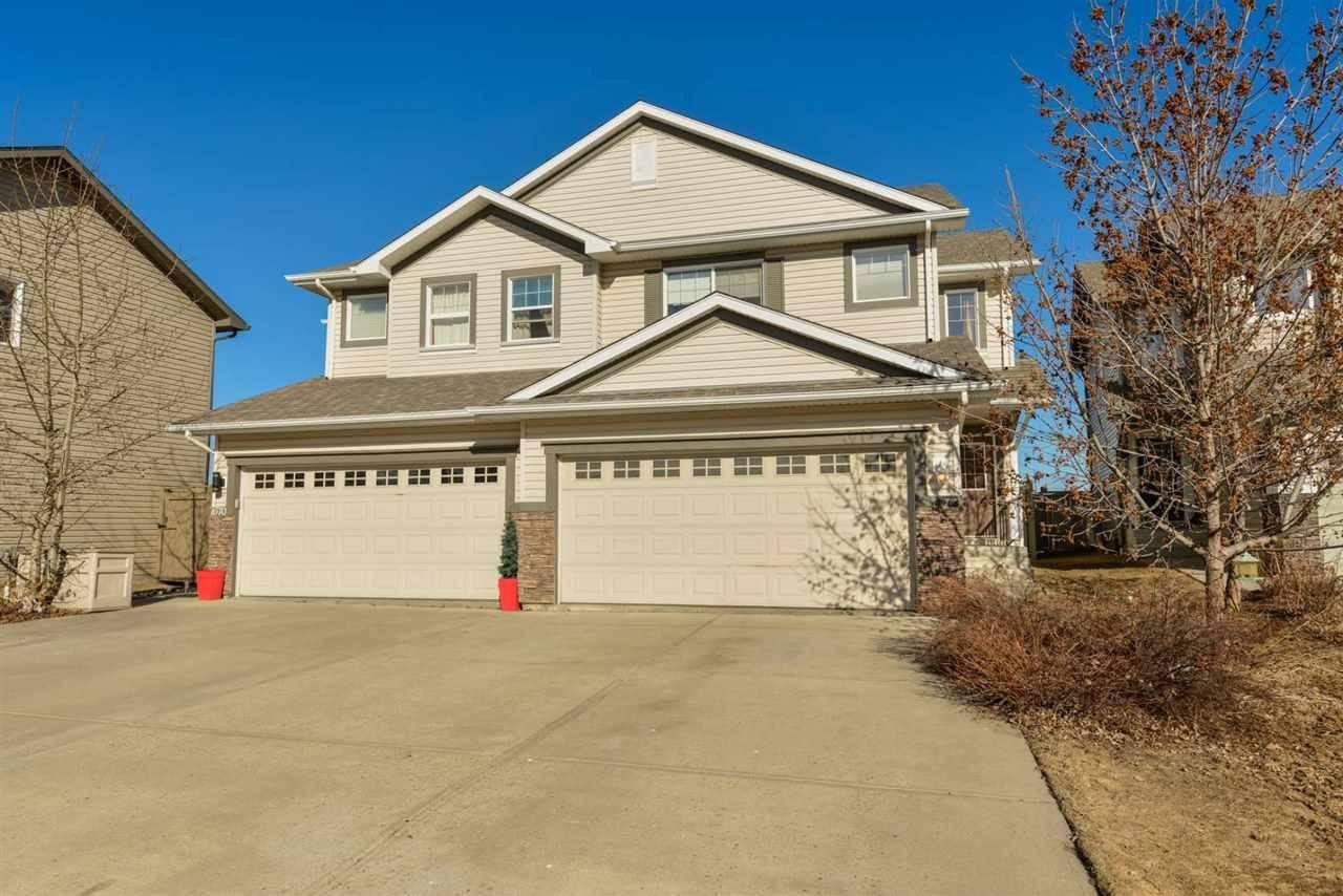 Townhouse for sale at 1672 Melrose Pl Sw Edmonton Alberta - MLS: E4194656