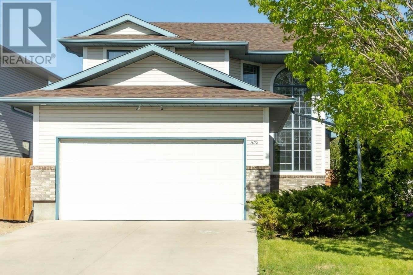 House for sale at 1672 Rousseau Cres N Regina Saskatchewan - MLS: SK816833