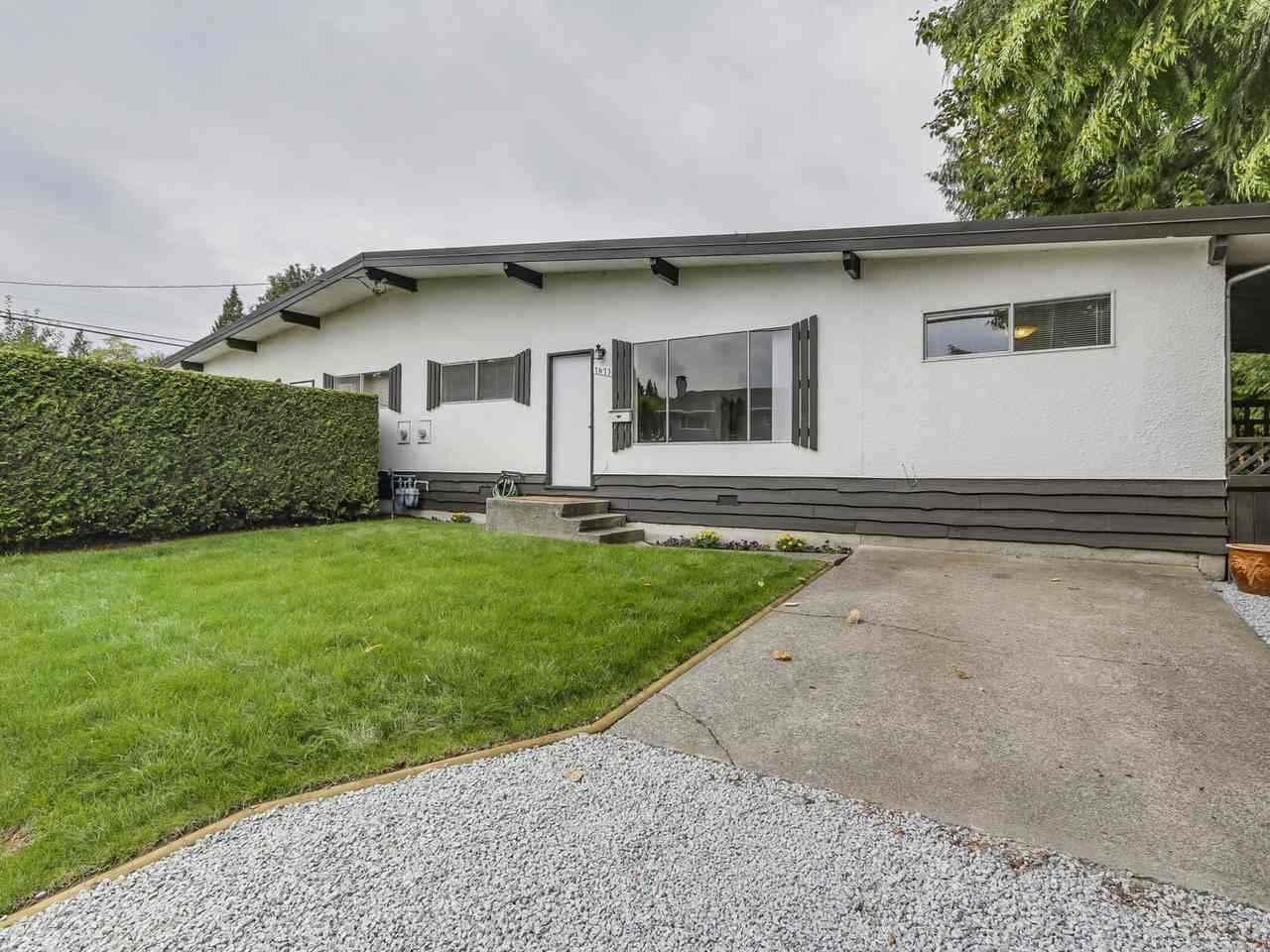 Sold: 1673 Greenmount Avenue, Port Coquitlam, BC