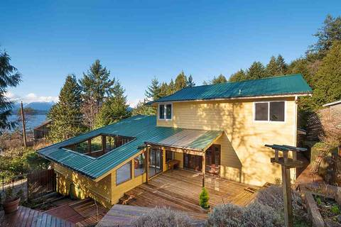 House for sale at 1673 Woods Rd Bowen Island British Columbia - MLS: R2440123
