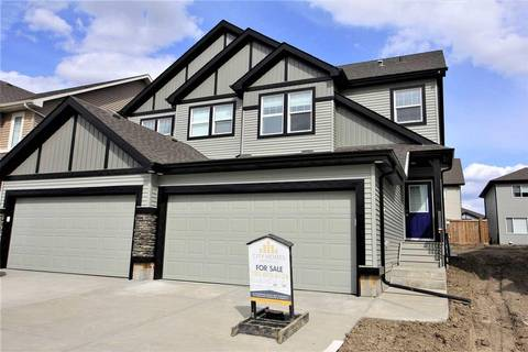 Townhouse for sale at 16739 65 St Nw Edmonton Alberta - MLS: E4154396